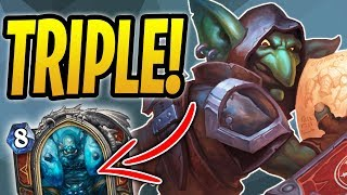 ACADEMIC ESPIONAGE INTO THREE DEATH KNIGHTS! | Tess Rogue | The Boomsday Project | Hearthstone