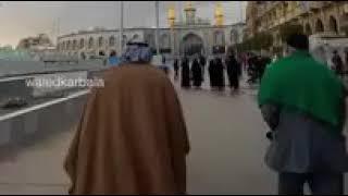 سلام على الحسين وعلى علي بن الحسين وعلى أصحاب الحسين عليه السلام