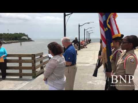 Golden Isles Maritime Club's Maritime Day Ceremony