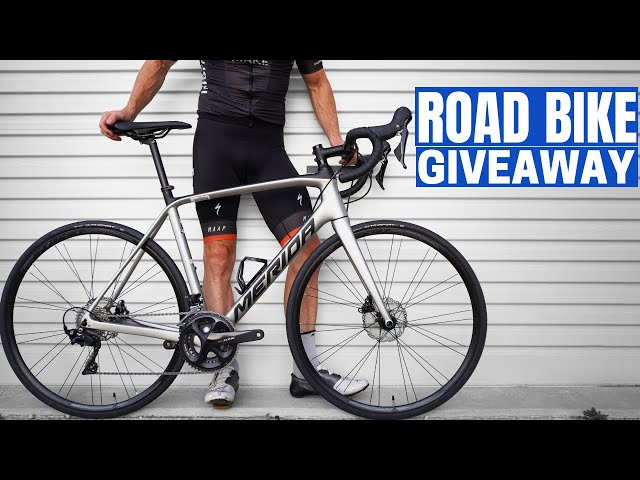 Win Cash, a 2020 Merida Scultura, or Carbon Race Wheels (it's easy)