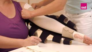 circaid reduction kit arm clinician instructions