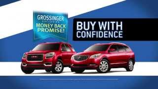 Grossinger Buick GMC - Grossinger Deal!