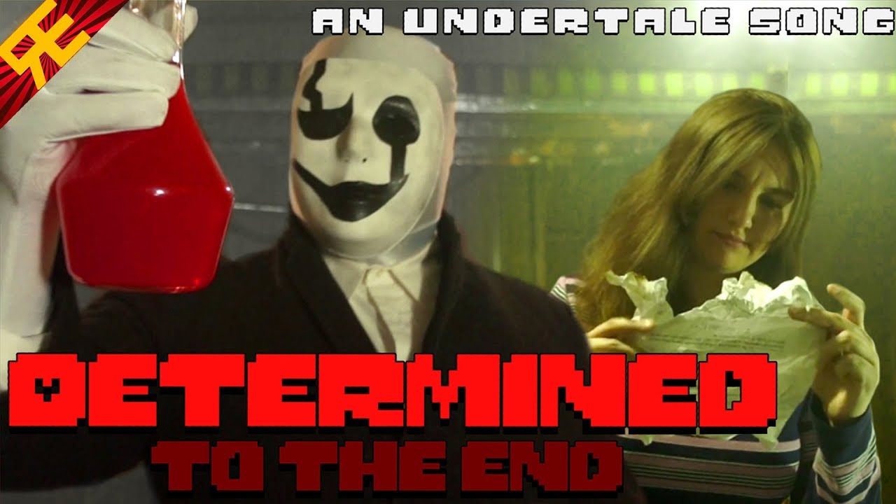 Download Determined to the End: An Undertale Song