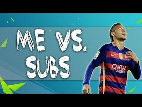 FIFA 17 Series Vs Subs #1 - AFC VS M21 YT - YouTube