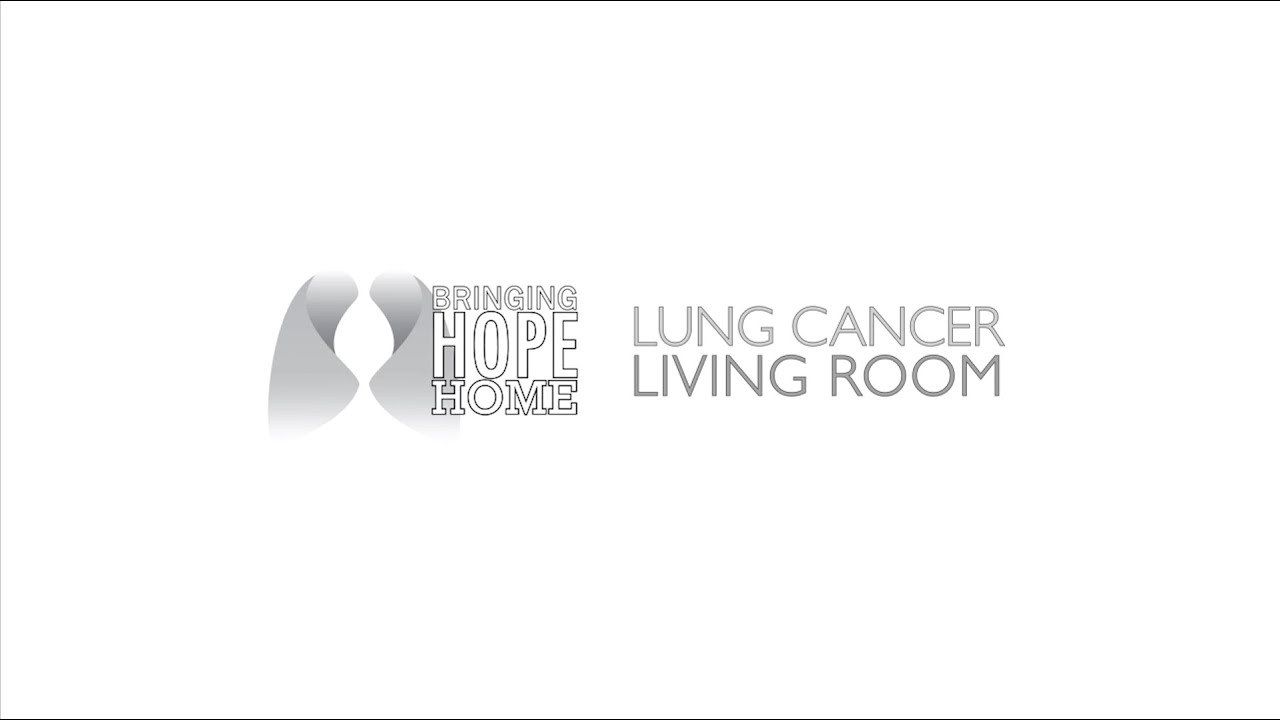 Lung cancer living room 07 21 15 youtube for Bonnie j addario living room