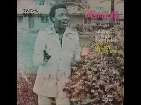 Download Fuji Commander Alhaji Sikiru Ayinde Barrister & His Golden Fuji Exponent Vol 11 Naija Fuji 70s Album