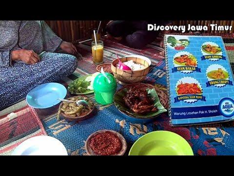 Lesehan Legendaris di Pandaan, Pasuruan, Jawa Timur [HD]