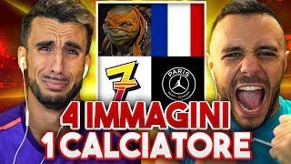 😍 4 IMMAGINI 1 CALCIATORE! | INDOVINA IL CALCIATORE CHALLENGE vs FIUS GAMER