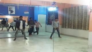 Dil valentimi da (ninja by Amar ) song dance