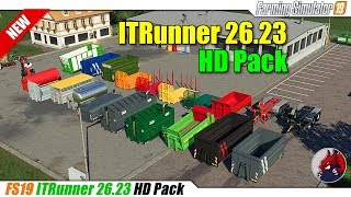 FS19 | ITRunner 26.23 HD Pack - review