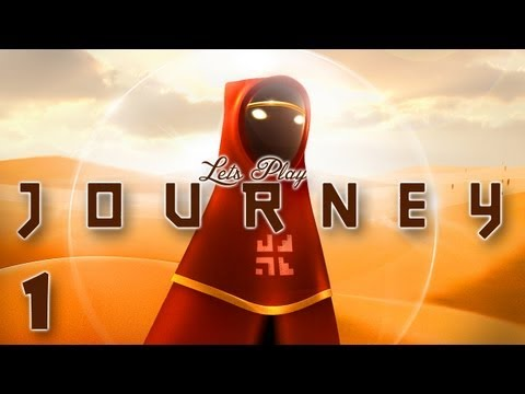 BEST GAME EVER? - Journey - Part 1