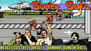 BEST GAME - Nekketsu! Street Basket: Ganbare Dunk Heroes - NES - Super Sofa