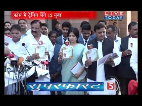 Superfast 10 : Uttar Pradesh News Bulletin Via Live Today