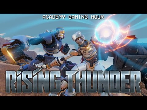 Academy Gaming Hour w/ Rising Thunder