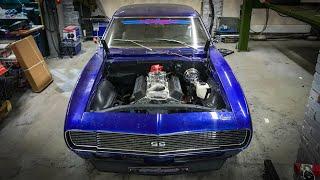 Собираем мотор 420лс для Камаро 1968 года!