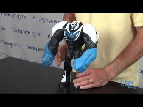 Max Steel Turbo Strength Max from Mattel - YouTube