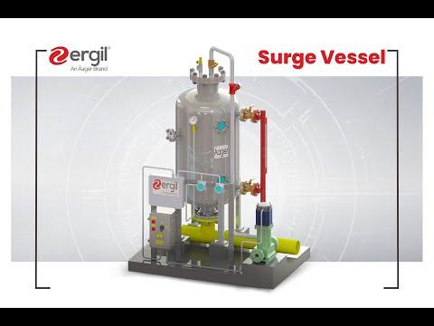 ERGIL Surge Vessel