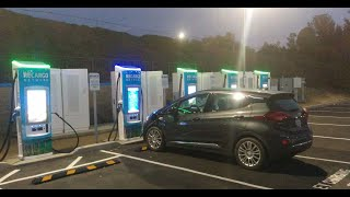 Chevy Bolt EV: 500 Miles - Four Different Public Charging Providers