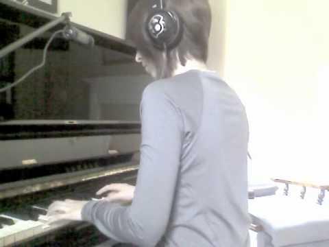 Alesana Apology (Acoustic) Piano Cover