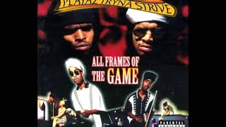 Playaz Tryna Strive - All Frames Of The Game (1996 / Hip Hop / Gangsta)