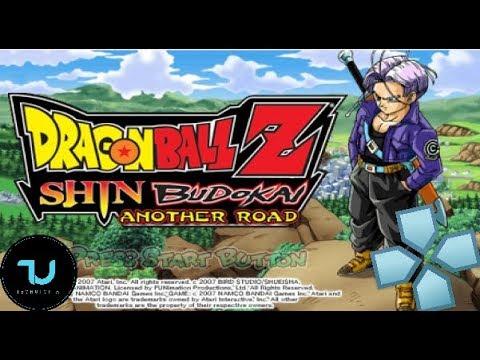 dragon ball z shin budokai another road cheats apk