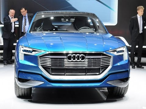 2018 Audi Q6 E Tron