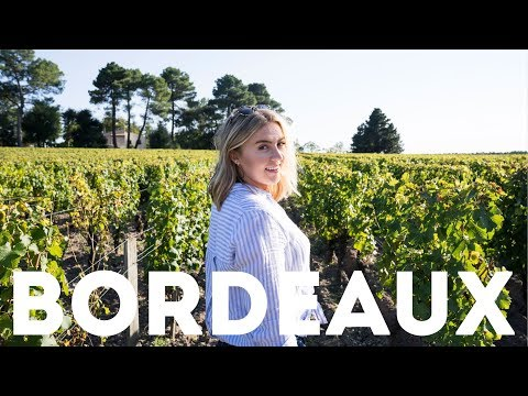 BORDEAUX, FRANCE  |  Travel Vlog