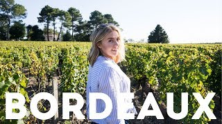 BORDEAUX, FRANCE  |  Travel Vlog thumbnail
