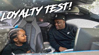 I Talked BAD About My Whole Family To My Son To See He'll Tell . . . | Loyalty Test