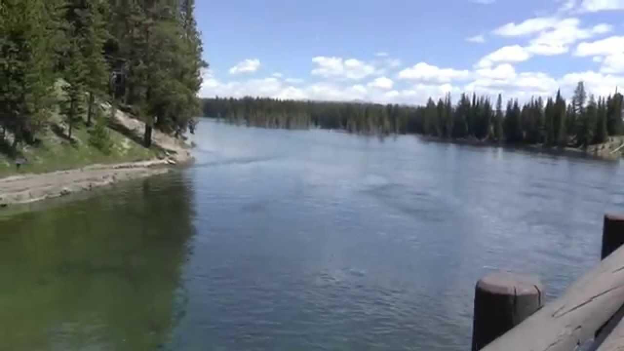Fishing Bridge (Yellowstone) - Natural Atlas