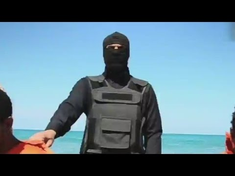 ISIS video claims to show beheading of Christians thumbnail