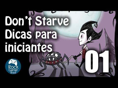Don't Starve: Dicas pra iniciantes e como jogar - Gameplay #1
