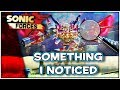 Sonic forces: Something BIG I am late to noticing!!