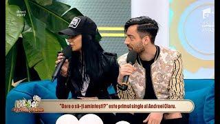 Andreea Olaru si-a lansat primul single si videoclip, Oare o sa-ti amintesti