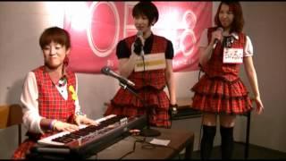 お風呂アイドルOFR48の冠番組「おふろ共和国」 今回は、持ち歌を生歌で...