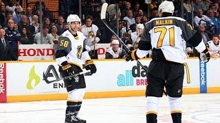 Malkin hits the spin-o-rama to beat Bishop