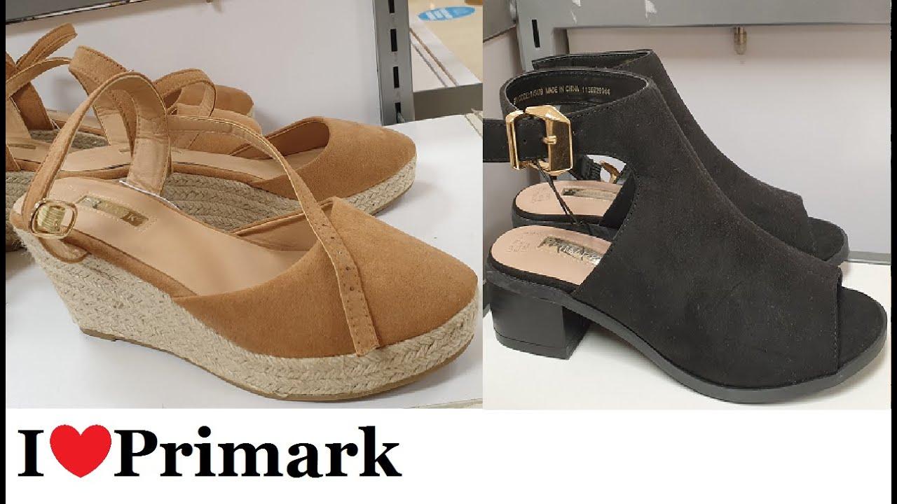 Primark shoes & sandals July 2020 | I❤Primark