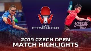 Дмитрий Левайац vs Ma Te | Czech Open 2019 (Pre)