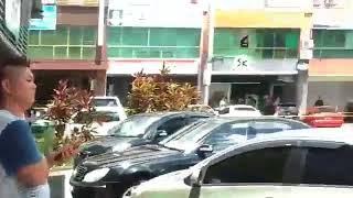 #BeritaAngat 2 iku mati kena timbak ba Bandar Sibu!