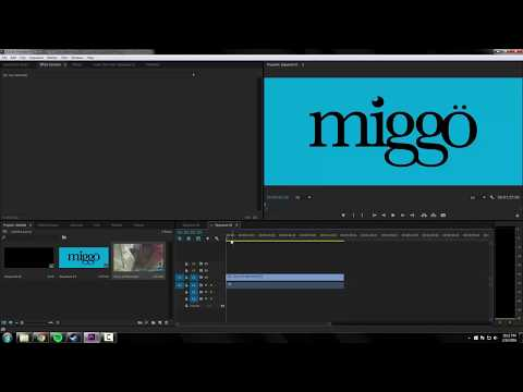 Adobe Premiere Pro CC: Cinematic Widescreen Without Black Bars