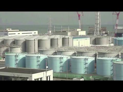 Japan To Release Fukushima's Contaminated Water Into Sea: Reports