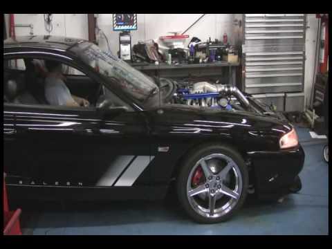 Twin Turbo 1000 hp Saleen Video