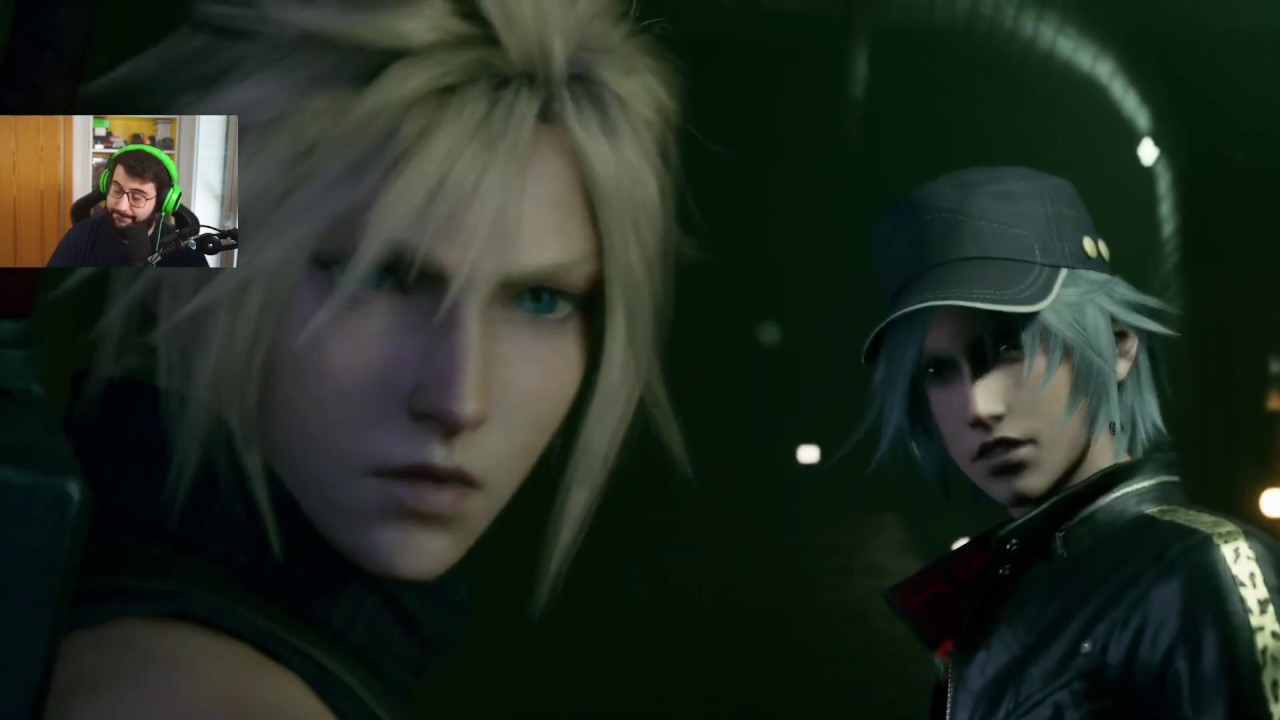 EDIFICIO SHINRA - Final Fantasy VII Remake - Directo 9