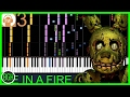 IMPOSSIBLE REMIX - 'Die In A Fire' Five Nights at Freddy's 3 (The Living Tombstone)