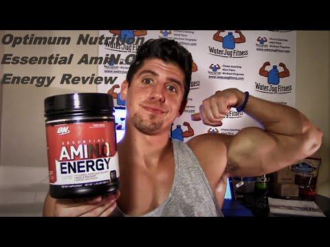 Optimum Nutrition Essential AmiN.O. Energy Review