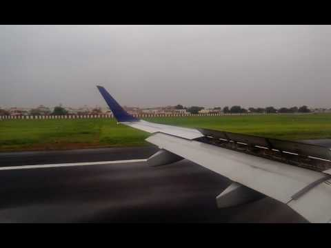 INSANELY SMOOTH LANDING | Air Costa | Embraer 190 | Landing in Gujarat |