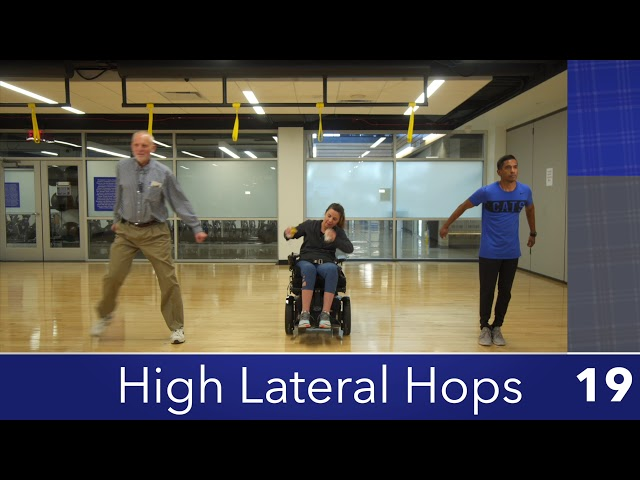 Modified High Lateral Hops