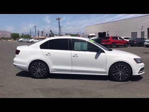 2016 Volkswagen Jetta Palm Springs, Palm Desert, Cathedral City, Coachella Valley, Indio, CA 345627A