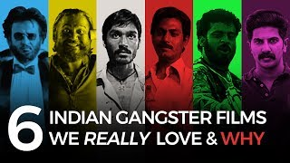FF Rewind - 6 Indian Gangster Films we REALLY LOVE and WHY | Fully Filmy Rewind
