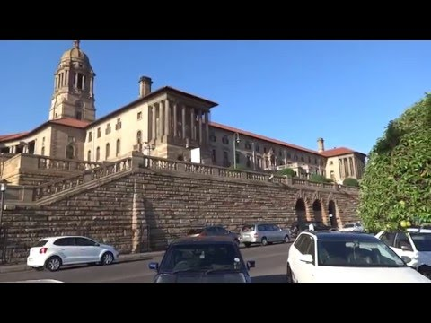 Oct. 03-14. The Union Buildings - Private tour of Pretoria, Gauteng, S. Africa 2015